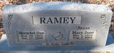 RAMEY, HERCHEL DAN - Crawford County, Arkansas | HERCHEL DAN RAMEY - Arkansas Gravestone Photos