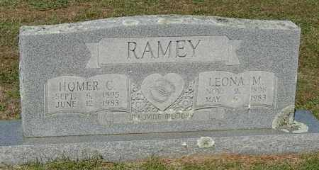 RAMEY, LEONA M - Crawford County, Arkansas | LEONA M RAMEY - Arkansas Gravestone Photos