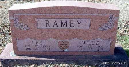 RAMEY, JAMES LEE - Crawford County, Arkansas   JAMES LEE RAMEY - Arkansas Gravestone Photos