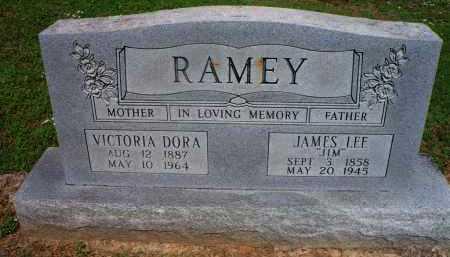 RAMEY, VICTORIA DORA - Crawford County, Arkansas | VICTORIA DORA RAMEY - Arkansas Gravestone Photos