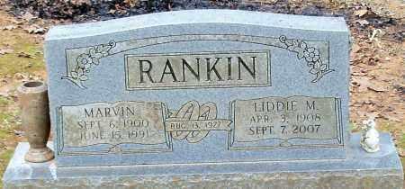 RANKIN, MARVIN - Crawford County, Arkansas | MARVIN RANKIN - Arkansas Gravestone Photos