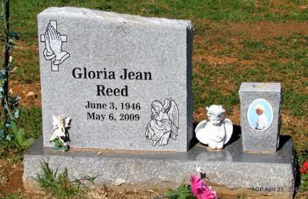 REED, GLORIA JEAN - Crawford County, Arkansas | GLORIA JEAN REED - Arkansas Gravestone Photos