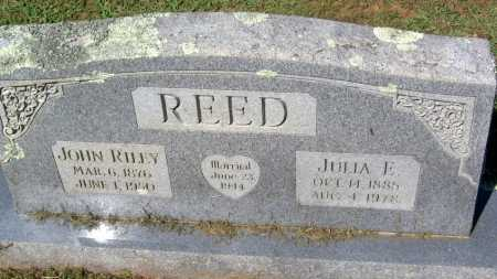 REED, JULIA E - Crawford County, Arkansas | JULIA E REED - Arkansas Gravestone Photos