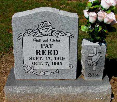 REED, PAT - Crawford County, Arkansas | PAT REED - Arkansas Gravestone Photos