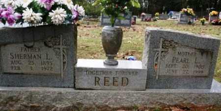 REED, SHERMAN L - Crawford County, Arkansas | SHERMAN L REED - Arkansas Gravestone Photos