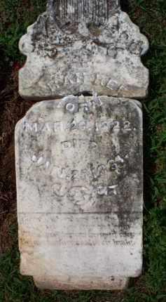 REED, SARAH (?) - Crawford County, Arkansas | SARAH (?) REED - Arkansas Gravestone Photos