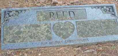REED, W. J., MRS. - Crawford County, Arkansas   W. J., MRS. REED - Arkansas Gravestone Photos