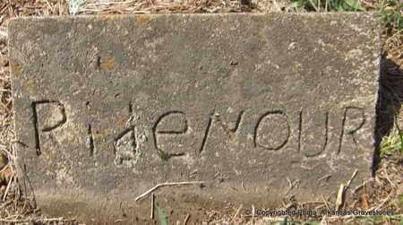 RIDENOUR, UNKNOWN - Crawford County, Arkansas | UNKNOWN RIDENOUR - Arkansas Gravestone Photos