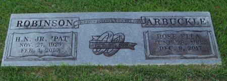 ROBINSON, ROSE ELLA - Crawford County, Arkansas | ROSE ELLA ROBINSON - Arkansas Gravestone Photos