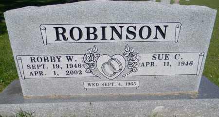 "ROBINSON, RALPH W ""ROBBY"" - Crawford County, Arkansas | RALPH W ""ROBBY"" ROBINSON - Arkansas Gravestone Photos"