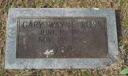 ROSS, GARY WAYNE - Crawford County, Arkansas | GARY WAYNE ROSS - Arkansas Gravestone Photos