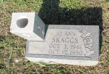 SKAGGS, JO ANN - Crawford County, Arkansas | JO ANN SKAGGS - Arkansas Gravestone Photos