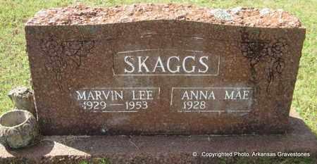 SKAGGS, MARVIN L - Crawford County, Arkansas | MARVIN L SKAGGS - Arkansas Gravestone Photos