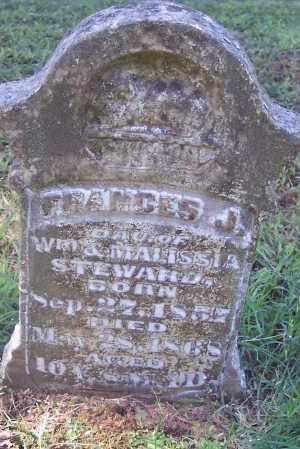 STEWARD, FRANCIS J - Crawford County, Arkansas | FRANCIS J STEWARD - Arkansas Gravestone Photos