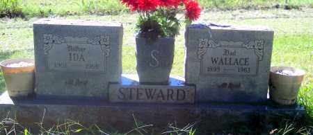 STEWARD, WALLACE - Crawford County, Arkansas | WALLACE STEWARD - Arkansas Gravestone Photos