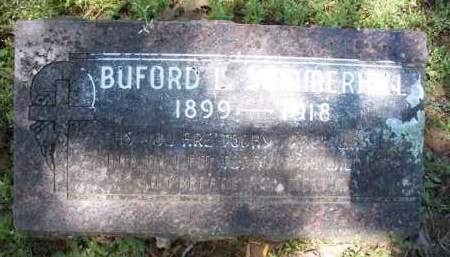 SUMMERHILL, BUFORD L - Crawford County, Arkansas | BUFORD L SUMMERHILL - Arkansas Gravestone Photos