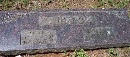 SUMMERHILL, MELINDA - Crawford County, Arkansas | MELINDA SUMMERHILL - Arkansas Gravestone Photos