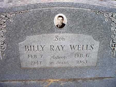 WELLS, BILLY RAY - Crawford County, Arkansas | BILLY RAY WELLS - Arkansas Gravestone Photos