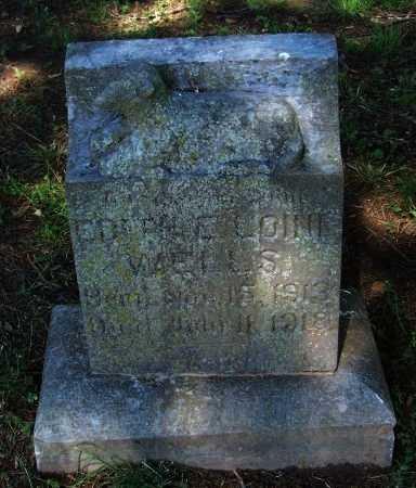WELLS, EDITH ELAINE - Crawford County, Arkansas   EDITH ELAINE WELLS - Arkansas Gravestone Photos