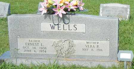 WELLS, VERA R - Crawford County, Arkansas | VERA R WELLS - Arkansas Gravestone Photos