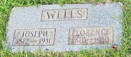 WELLS, JOSEPH - Crawford County, Arkansas | JOSEPH WELLS - Arkansas Gravestone Photos