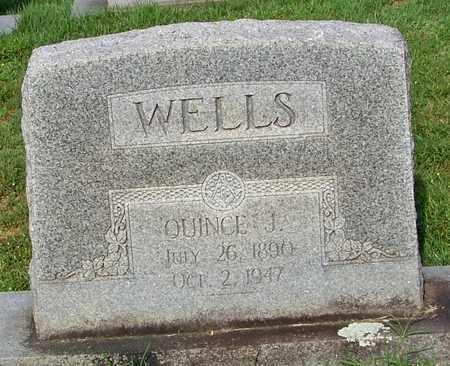 WELLS, QUINCE JOHN - Crawford County, Arkansas | QUINCE JOHN WELLS - Arkansas Gravestone Photos