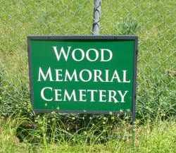 *WOOD MEMORIAL SIGN, . - Crawford County, Arkansas | . *WOOD MEMORIAL SIGN - Arkansas Gravestone Photos