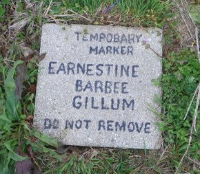 GILLUM, EARNESTINE - Crittenden County, Arkansas | EARNESTINE GILLUM - Arkansas Gravestone Photos
