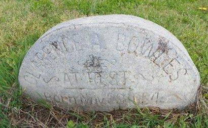 BOWLES, CLARENCE A - Crittenden County, Arkansas   CLARENCE A BOWLES - Arkansas Gravestone Photos