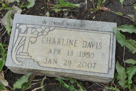 DAVIS, CHARLINE - Crittenden County, Arkansas | CHARLINE DAVIS - Arkansas Gravestone Photos