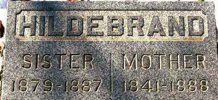 HILDEBRAND, H. G. - Crittenden County, Arkansas | H. G. HILDEBRAND - Arkansas Gravestone Photos