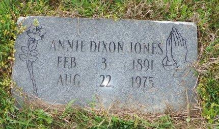 JONES, ANNIE - Crittenden County, Arkansas | ANNIE JONES - Arkansas Gravestone Photos