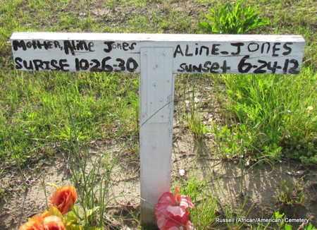 JONES, ALINE - Crittenden County, Arkansas | ALINE JONES - Arkansas Gravestone Photos