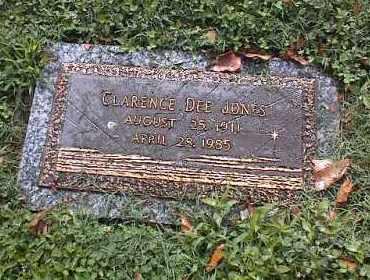JONES, CLARENCE DEE - Crittenden County, Arkansas | CLARENCE DEE JONES - Arkansas Gravestone Photos