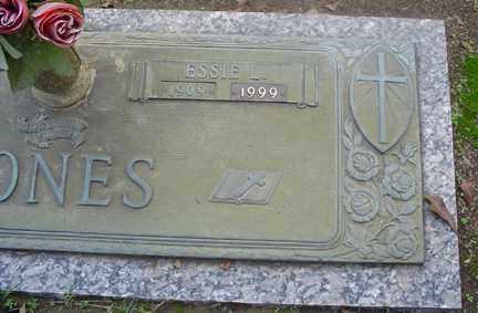 JONES, ESSIE L - Crittenden County, Arkansas | ESSIE L JONES - Arkansas Gravestone Photos