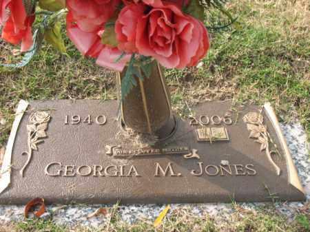 JONES, GEORGIA M - Crittenden County, Arkansas | GEORGIA M JONES - Arkansas Gravestone Photos