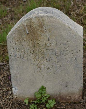 JONES, HATTIE - Crittenden County, Arkansas | HATTIE JONES - Arkansas Gravestone Photos