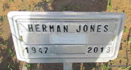 JONES, HERMAN - Crittenden County, Arkansas   HERMAN JONES - Arkansas Gravestone Photos