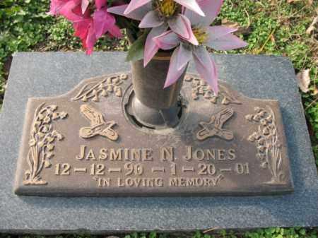JONES, JASMINE N - Crittenden County, Arkansas   JASMINE N JONES - Arkansas Gravestone Photos