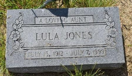 JONES, LULA - Crittenden County, Arkansas | LULA JONES - Arkansas Gravestone Photos