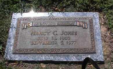 JONES, NANCY C - Crittenden County, Arkansas   NANCY C JONES - Arkansas Gravestone Photos