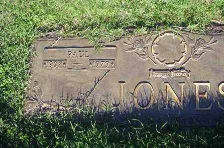 JONES, PAUL - Crittenden County, Arkansas | PAUL JONES - Arkansas Gravestone Photos