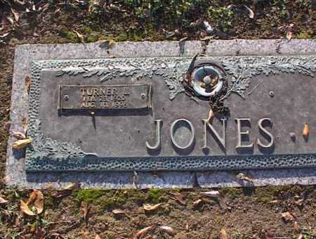 JONES, TURNER L - Crittenden County, Arkansas | TURNER L JONES - Arkansas Gravestone Photos
