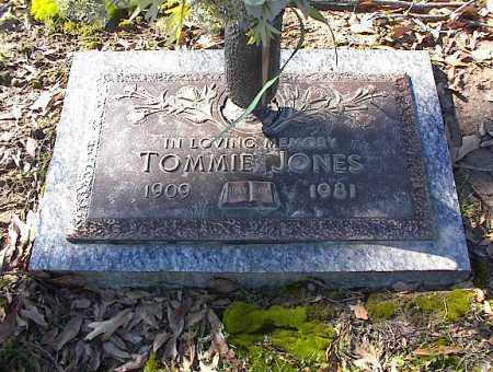 JONES, TOMMIE - Crittenden County, Arkansas | TOMMIE JONES - Arkansas Gravestone Photos