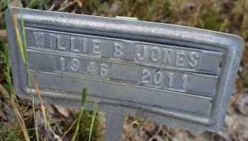 JONES, WILLIE B - Crittenden County, Arkansas   WILLIE B JONES - Arkansas Gravestone Photos