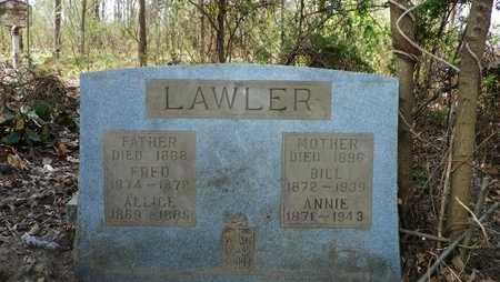 LAWLER (VETERAN CSA), W H - Crittenden County, Arkansas | W H LAWLER (VETERAN CSA) - Arkansas Gravestone Photos