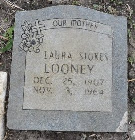 STOKES LOONEY, LAURA - Crittenden County, Arkansas | LAURA STOKES LOONEY - Arkansas Gravestone Photos