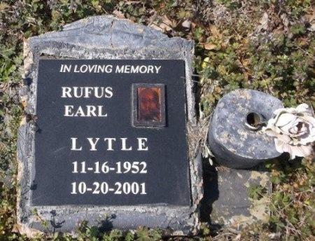 LYTLE, RUFUS EARL - Crittenden County, Arkansas   RUFUS EARL LYTLE - Arkansas Gravestone Photos