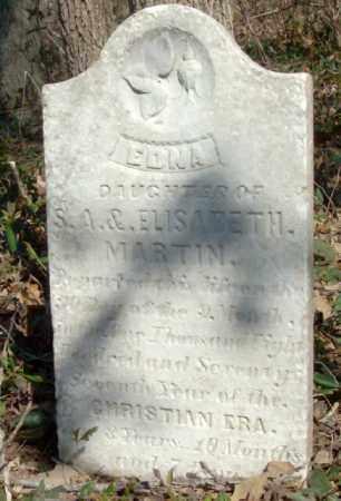 MARTIN, EDNA - Crittenden County, Arkansas   EDNA MARTIN - Arkansas Gravestone Photos