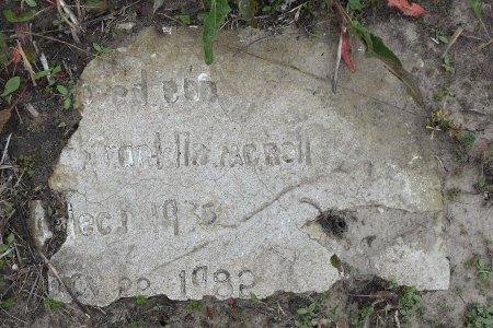 MCNEIL, FRANKLIN - Crittenden County, Arkansas | FRANKLIN MCNEIL - Arkansas Gravestone Photos